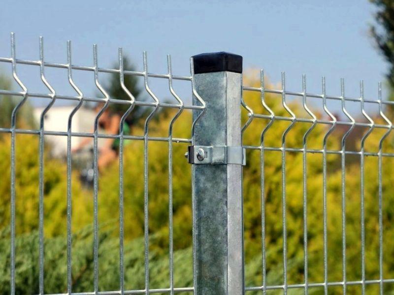 Wspaniały Panele ogrodzeniowe 250 cm / 123 cm / 4 mm - oczko 50 x 200 mm KK92